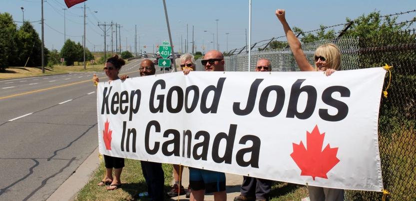 Viewpoint: Unifor's Focus on Investment Lets Down Canadian