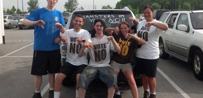Despite Local No Votes Teamsters International Declares Ups
