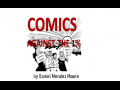 Comics Against the 1% by Daniel Mendez Moore
