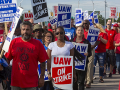 This is Day 23 for the United Auto Workers' strike vs. GM and three large issues remain unresolved.