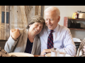 AFT President Randi Weingarten hugging Democratic Presidential candidate Joe Biden.
